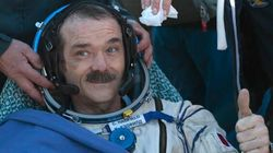 Hadfield's Son Calls BS On Ghostwriter