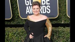 Kelly Clarkson défend sa décision de fesser ses