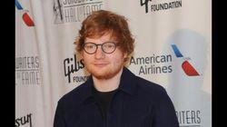 Ed Sheeran, jamais sans son