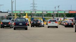 Border Guards Told To Ignore Cross-Border Shopping:
