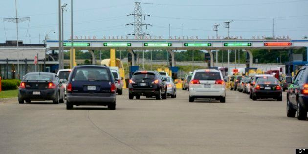 Cross-Border Shopping Officially Ignored As CBSA Struggles With Staffing