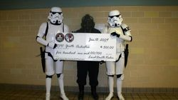 Stormtrooping For Charities All Over The