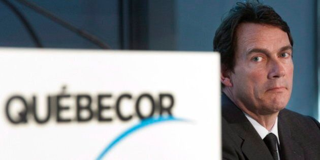 Quebecor Q2 Earnings: Earnings Up Slightly But Company Posts $45-Million