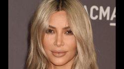 Kim Kardashian frustrée de ne pas porter son