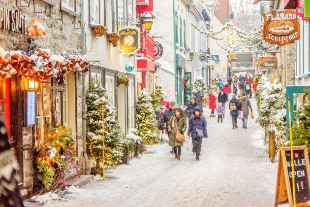 Québec parmi les meilleurs endroits au monde où célébrer