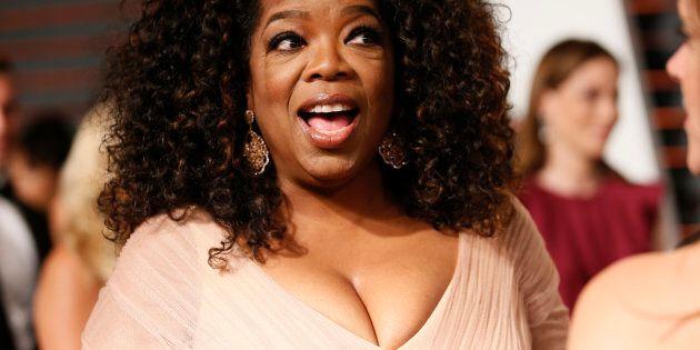 L'influente Oprah se dit fan d'une chemise de nuit