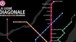 Une nouvelle proposition de ligne de métro à