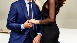 Le fiancé à la télé de Meghan Markle s'amuse de ses fiançailles