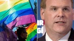 Baird's Gay Rights Stance Nothing New For