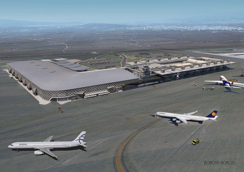 Πέντε ακόμη αεροδρόμια παραδίδει το 2019 η Fraport