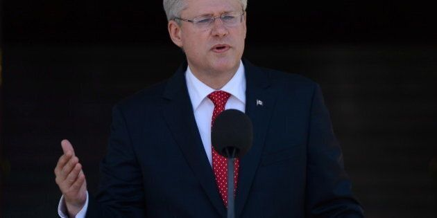 Stephen Harper: Wireless Rules Won't Be Changed To Keep Verizon Out Of
