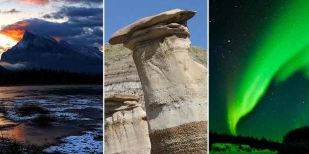 World Heritage Sites Alberta: Some Of The Most Spectacular Places In Wild Rose Country