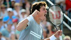 Milos Raonic Defeats Fellow Canadian, Advances To