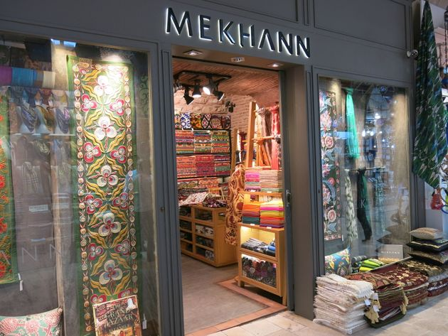La boutique Mekhann au grand bazar