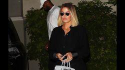 Khloé Kardashian a constaté son problème de poids en se regardant à la