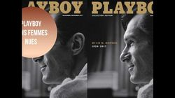 La 1re couverture de Playboy sans