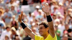 Nadal Beats Raonic At Rogers Cup