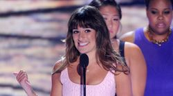 Lea Michele Wows In Hot