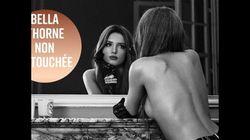 Les photos de Bella Thorne nue n'ont pas été