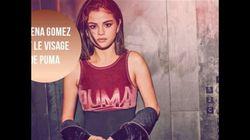 Selena Gomez est la nouvelle égérie de