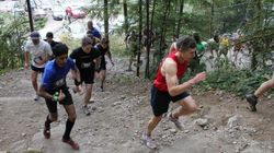Grouse Grind Record 'Took Blood, Sweat, and