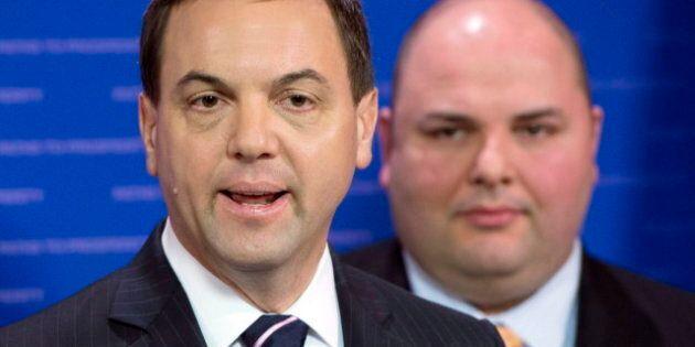 Tim Hudak, Ontario PC Leader, Rejects Calls For Leadership