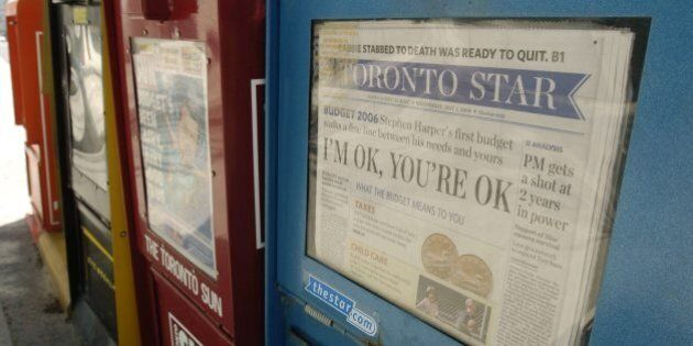 Toronto Star Paywall Launches Tuesday, Joins Growing List Of Paid Canadian