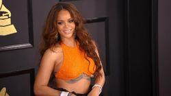 Les cosmétiques de Rihanna enfin