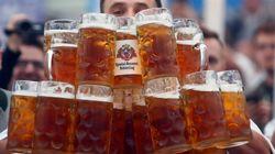 Record battu: devinez combien de bière il peut
