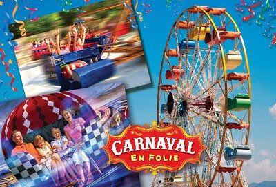 Carnaval en Folie (Groupe CNW/La
