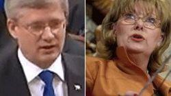 WATCH: When Harper Defended