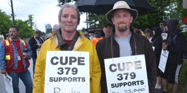 CUPE BC Strike Negotiations Break Off, Union Threatens Job