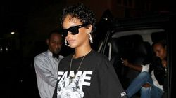 Rihanna Carries Risky Pot