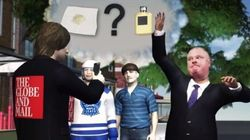 WATCH: Rob Ford Is Big In
