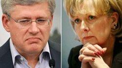 Liberals Mock Harper's