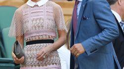 À Wimbledon, Pippa Middleton a osé la totale