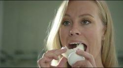 Amabrush, le gadget qui veut laver vos dents en 10