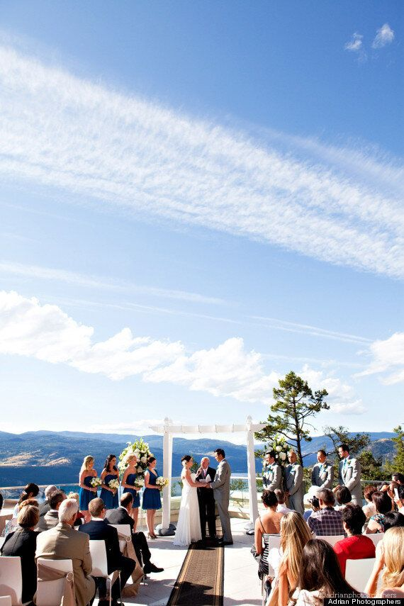 Best Wedding Venues In B.C.