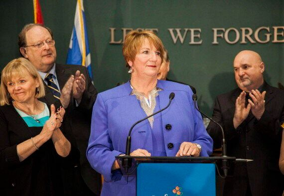 Pauline Marois The Fourth Female Premier To Exit In Six