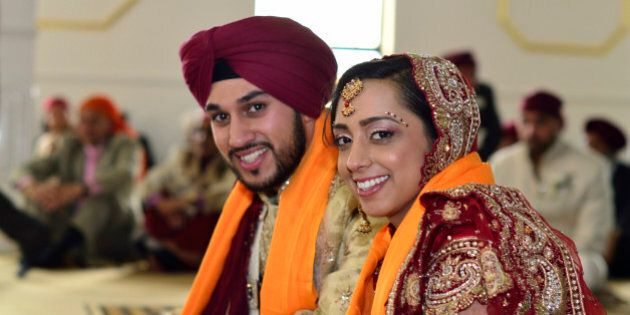 11 Things You Need To Know Before You Attend A Sikh Wedding Huffpost Canada Life,Wedding Dress Designers