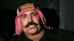 WATCH: Rob Ford, The Iron Sheik Has a Message For