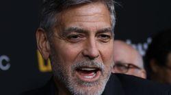 Archie le bébé royal a rendu George Clooney «fou de