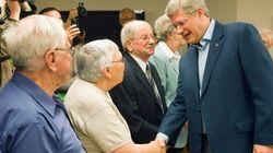 Harper Warned Seniors, Students May Be Kept From