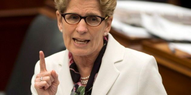 Ontario Gas Plant Scandal: PCs Ask Wynne To Drop Libel