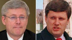 Stephen Harper vs. Stephen