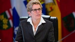 Wynne Spoiling For A Fight: