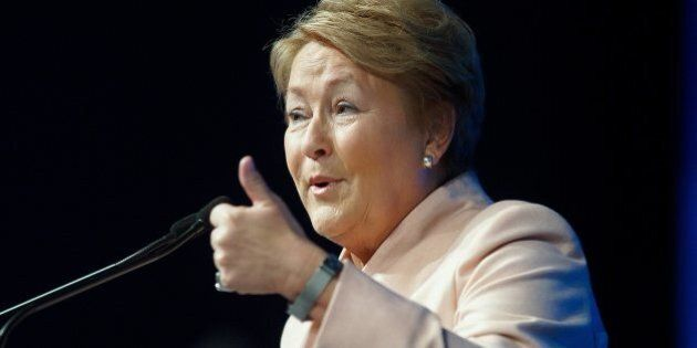 Quebec Poll Suggests Pauline Marois Headed For Majority