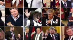 WATCH: Harper's Facebook Look Back.. As Imagined By The