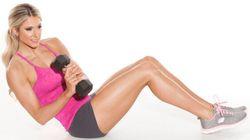 Bikini Fitness Model's 6 Secrets For Toning Your