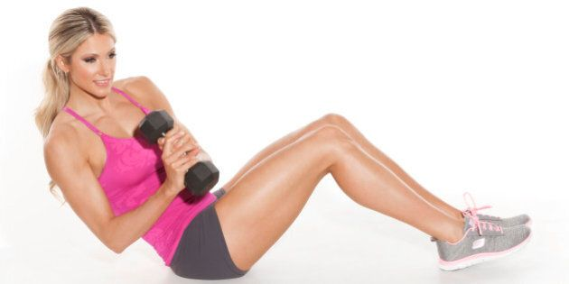 Beach Body: How To Tone Your Abs, Glutes And Arms For